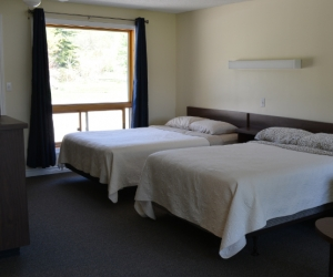 Motel Unit #1 - Starting @ $128 / night contact us for availability/reservation