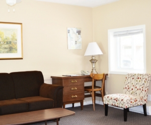 Motel Unit #4 - Starting @ $128 / night contact us for availability/reservation